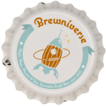 Brewniverse crown cap