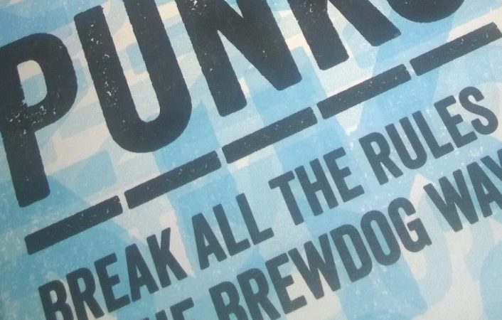 Brewdog Break the Rules