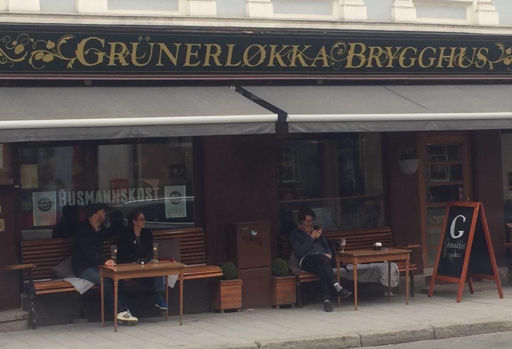 Grünerlokka Brygghus