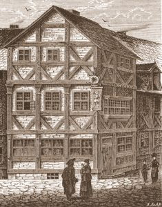 Braunschweig Mummehaus