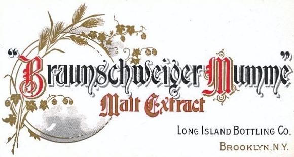 Braunschweiger Mumme Long Island