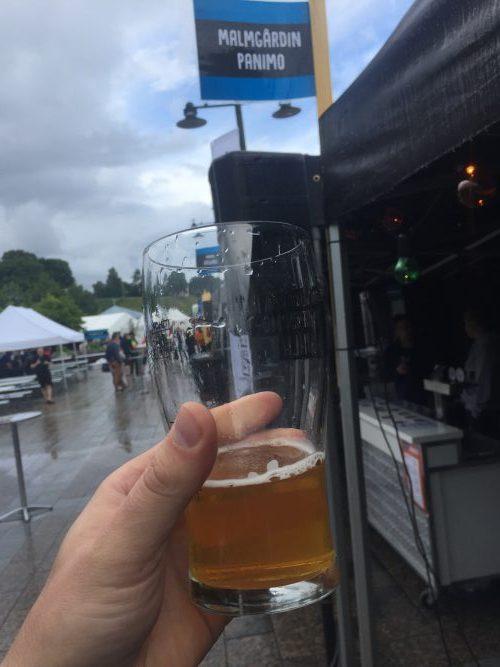 Malmgård Idaho Wheat Beer