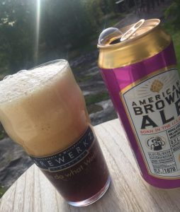 Olvi American Brown Ale