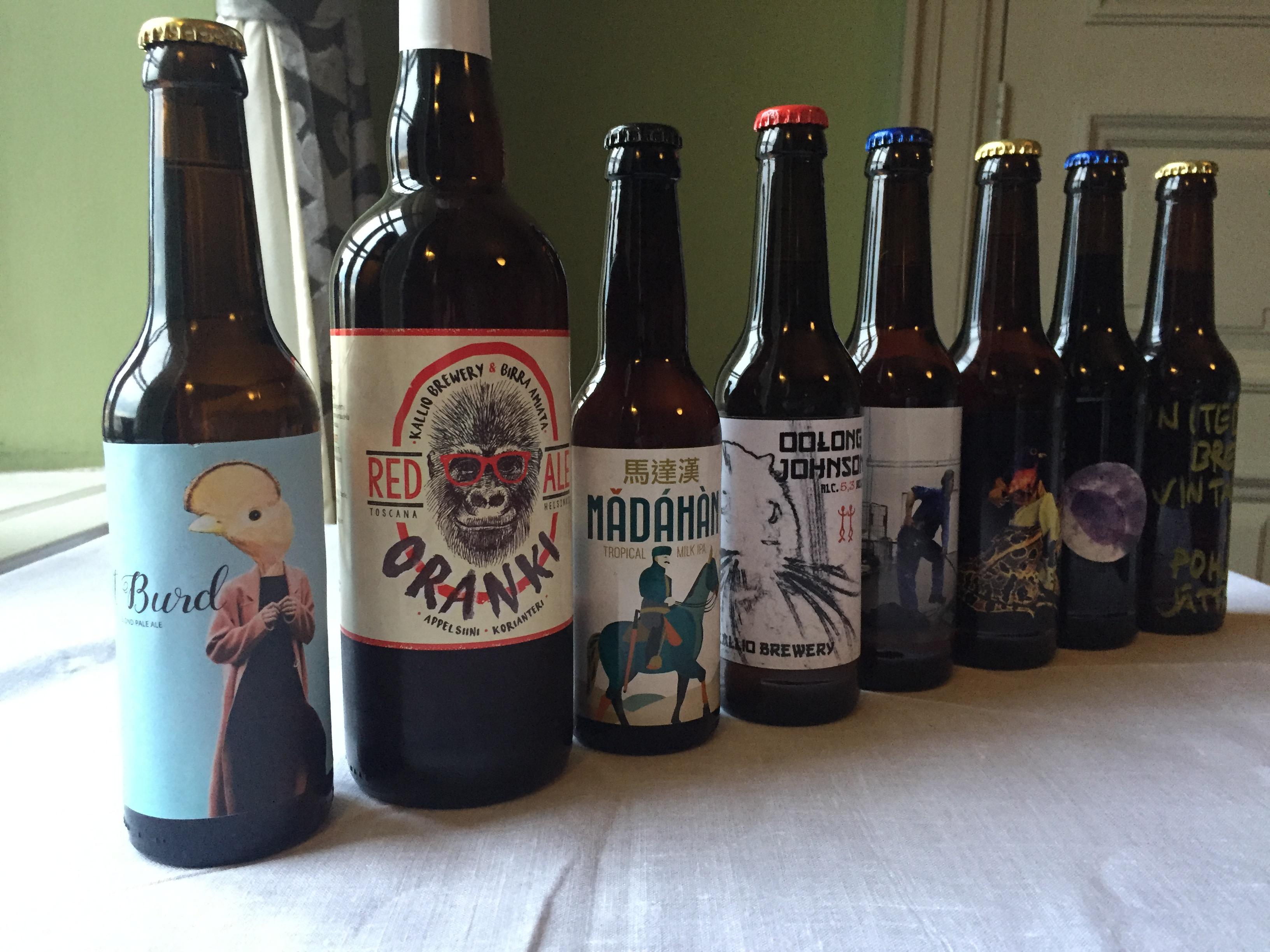 Guest Brew X Kallio Artisan Brewery and Restaurant Haven