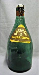 Bastmanin kaljaa, valmistuttaja Elanto.