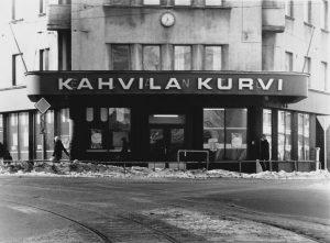 Kahvila Kurvi