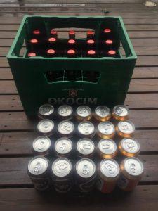 Pullo vs tölkki olutpakkauksena
