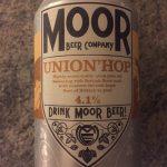Moor Beer Company Union'Hops
