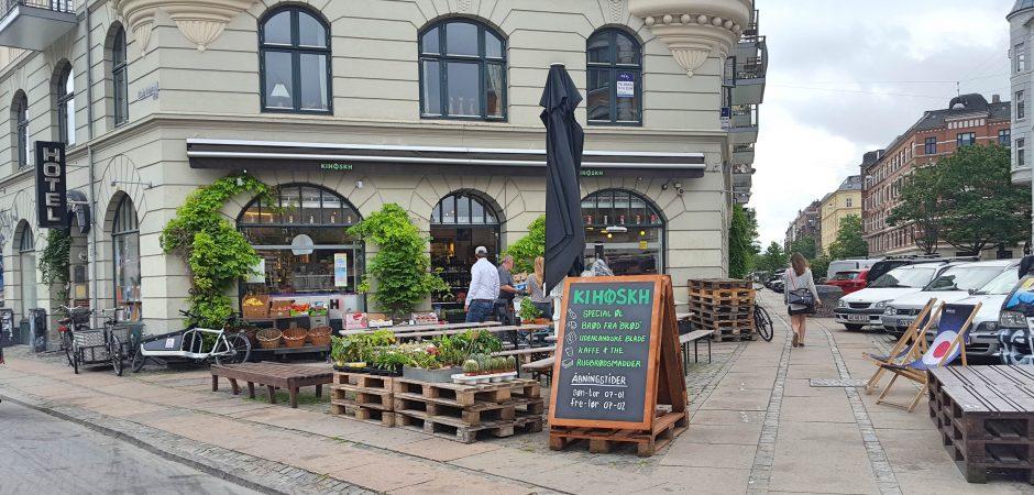 Kööpenhamina Kihosk