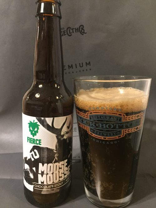 Fierce Beer Chocolate Stout