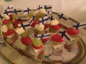 Suomi 100 ateria