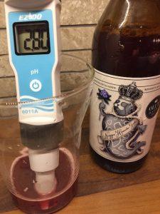 pH-mittaus, Tuju Oy Norppa Hienosto Gose