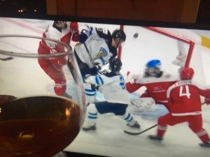 Hop Shot ja Suomi-Tanska 2-0