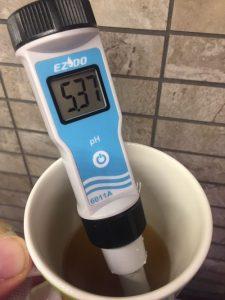 pH-mittaus, NEIPA