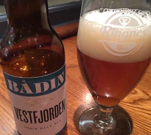 Bodø beers and scenes