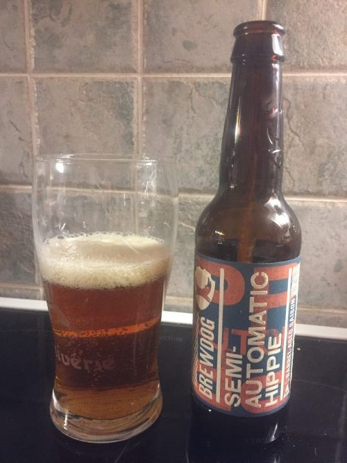 Brewdog Automatic Hippie Barrel-Aged Saison
