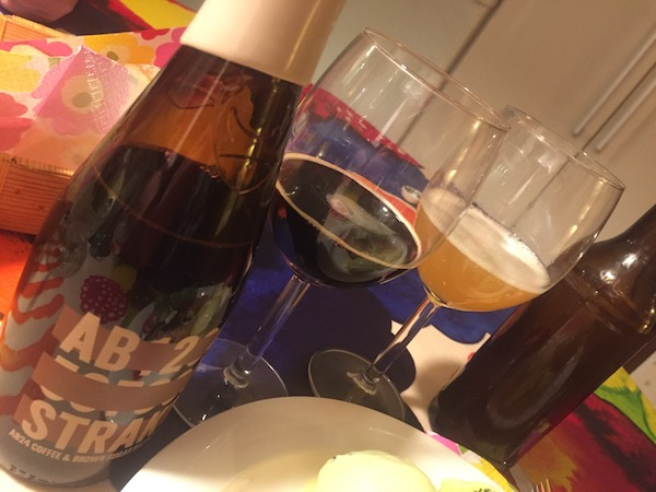 Brewdog Abstrakt AB:24 Baltic Porter with Brewniverse grape juice NEIPA