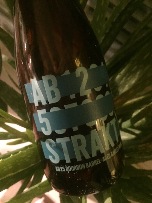 Brewdog AB:25 Bourbon Barrel-Aged Barley Wine