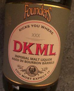 Founders DKML Imperial Malt Liquor