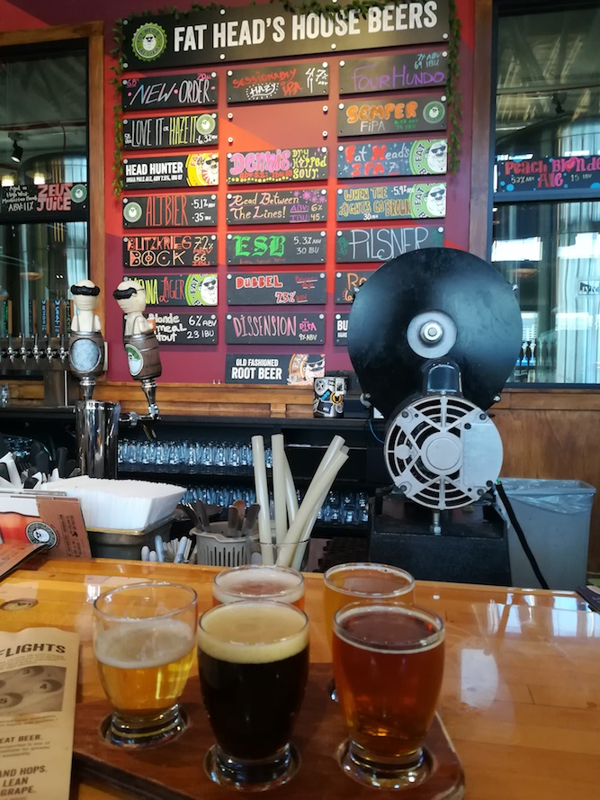 Beers of Portland