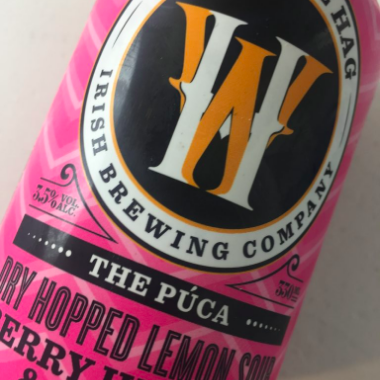 The White Hag: Púca beer