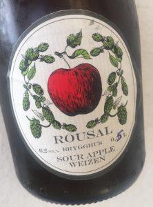 Rousal Sour Apple Weizen