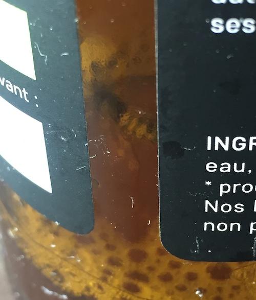 Biere de la Rade: Censurée