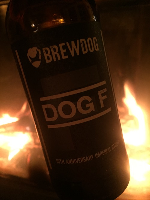 Brewdog Dog F imperial stout