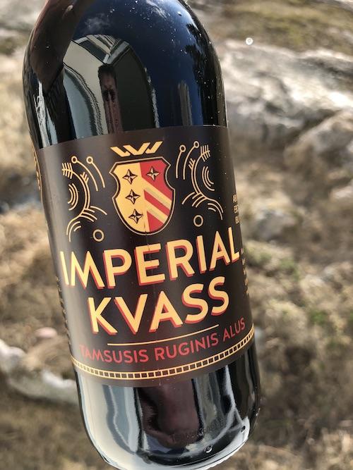Sakiškių Alus Imperial Kvass