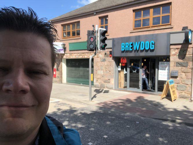 Brewdog Bar Inverurie