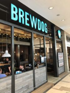 Brewdog Union Square, Aberdeen