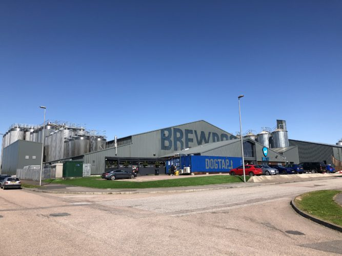 Brewdog 40 Referral Day 2019