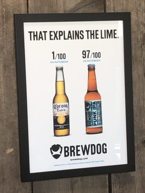 Brewdog 40 Referral Day 2019