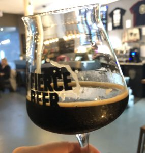 Fierce Beer BA Maple VBM