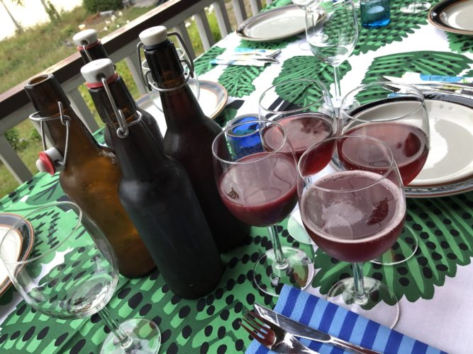 Aperitive - Blueberry lambic