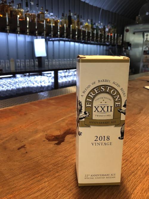 Firestone Walker XXII Anniversary Ale