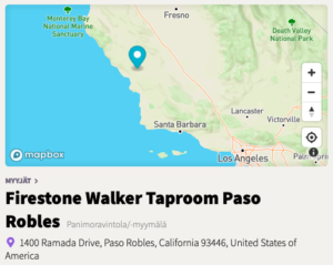 Firestone Walker Brewery and Taproom Paso Robles