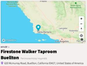 Firestone Walker Taproom Buellton