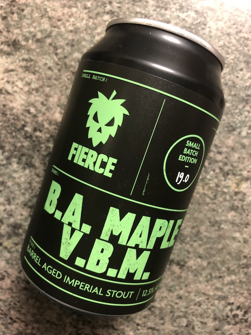 Fierce BA Maple VBM