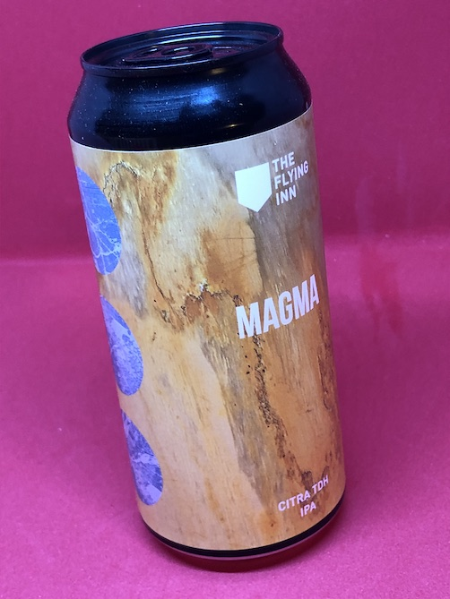 The Flying Inn Magma Citra TDH IPA (7,5%)