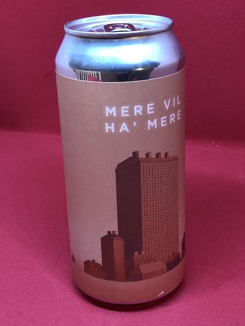 Ølsnedkeren Mere Vil Ha' Mere New England IIPA (8%)
