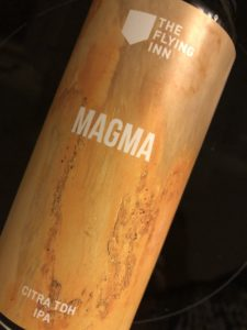 The Flying Inn Magma Citra TDH IPA 7,5%