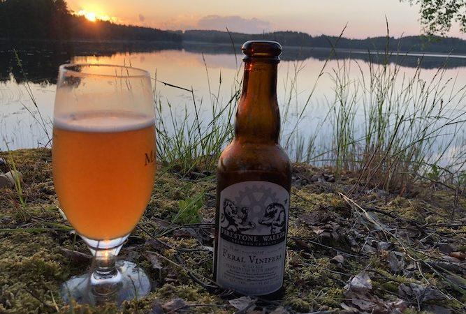 Firestone-Walker Feral Vinifera Wild Ale