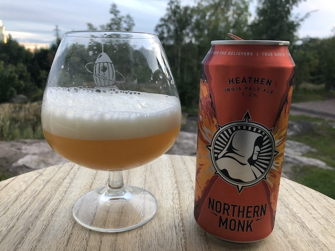 Northern Monk Heathen NEIPA